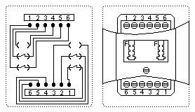 Beliebt 1 TAE Dose: Belegung / Telefon Stecker: Anschluss, Steckerbelegung YS52